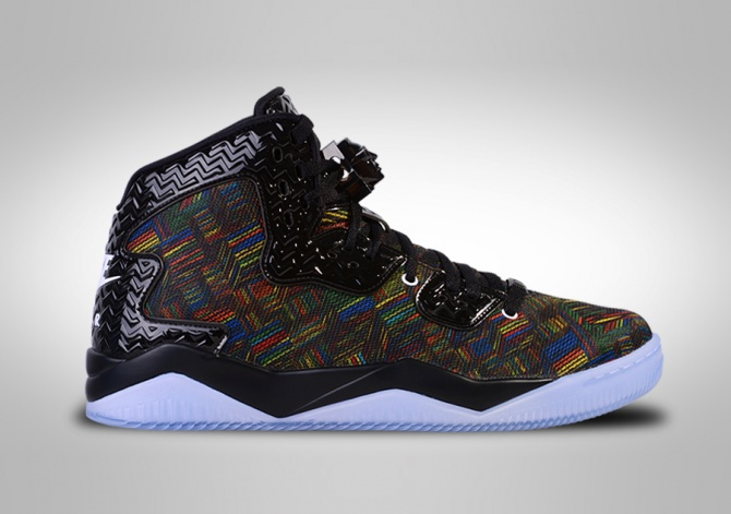 NIKE AIR JORDAN SPIKE FORTY 'BHM'