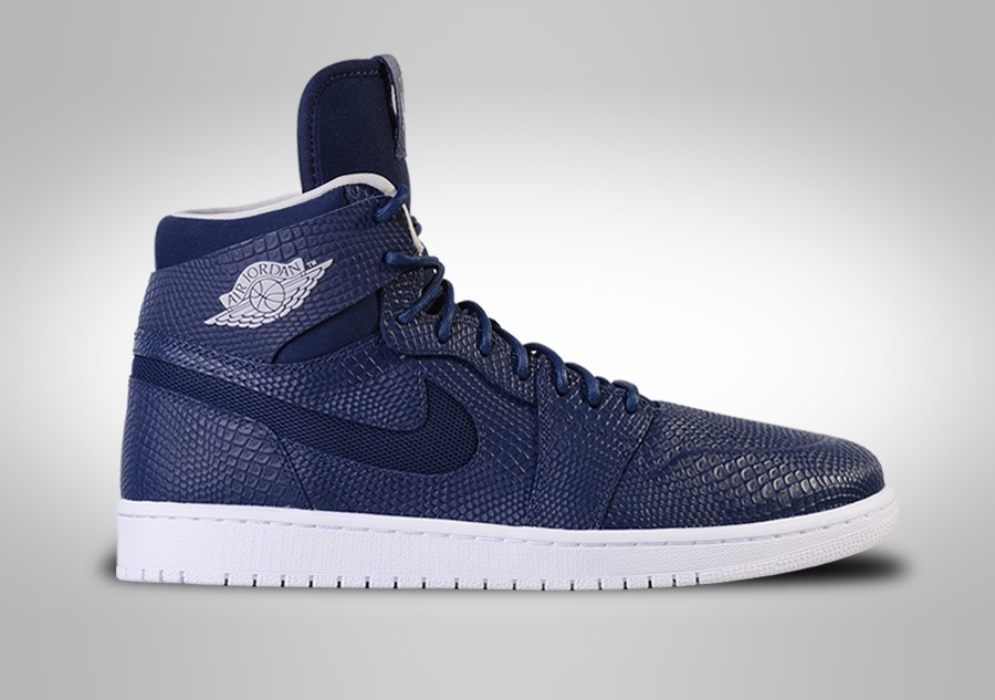 check out fa6c4 16603 ... canada nike air jordan 1 retro high nouveau midnight navy 8a74c 4e95a