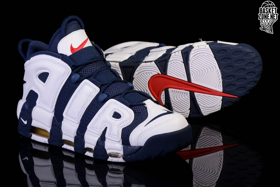 best cheap 17208 0a04c ... norway nike air more uptempo og retro olympic scottie pippen 1996 bd658  ec4cb