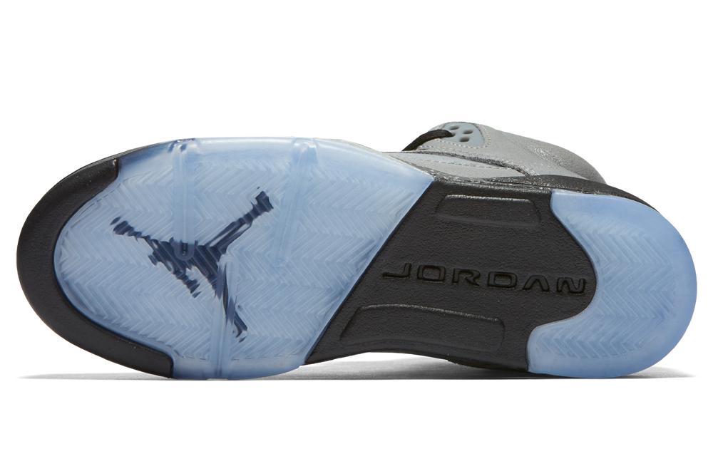 sneakers for cheap 2fb14 7befc NIKE AIR JORDAN 5 RETRO GG WOLF GREY