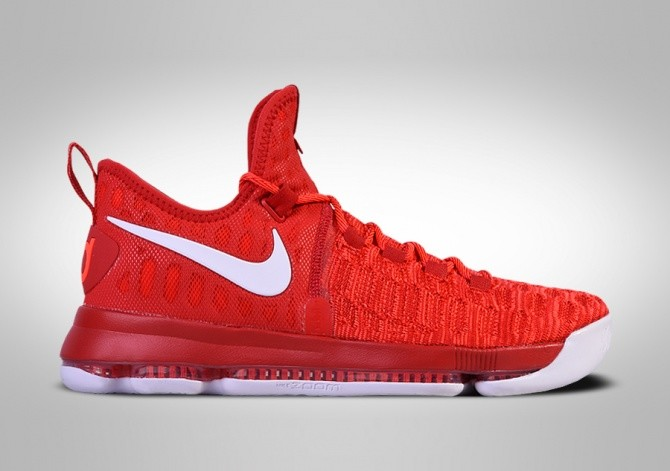 finest selection 45e10 43f28 good nike zoom kd 9 red 7364b f7537