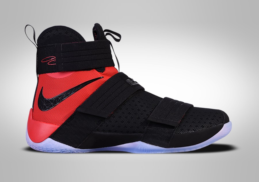 info for c1475 120ca NIKE LEBRON SOLDIER 10 SFG BRED price €115.00 | Basketzone.net