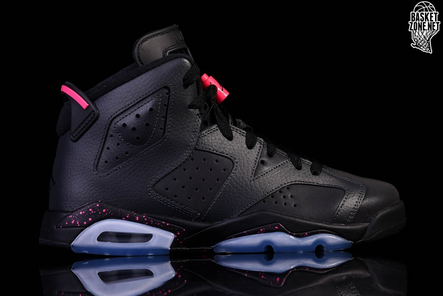 128f23bb0509 NIKE AIR JORDAN 6 RETRO HYPER PINK GG (SMALLER SIZE) price €122.50 ...