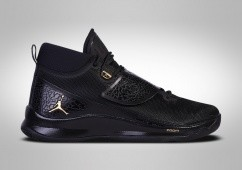 NIKE AIR JORDAN SUPER.FLY 5 PO BLACK METTALIC GOLD BLAKE GRIFFIN