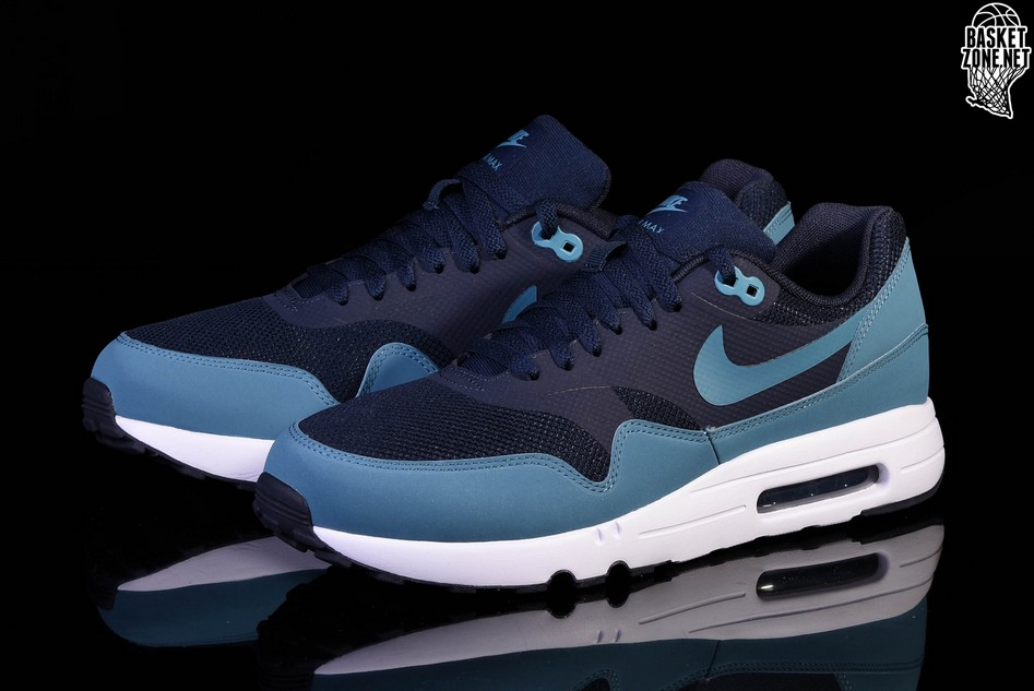 nike air max 1 ultra 2.0 essential - zwart/grijs