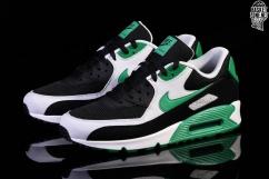 Nike Air Max 90 Essential 537384 067 Schwarz Rosa Schuhe