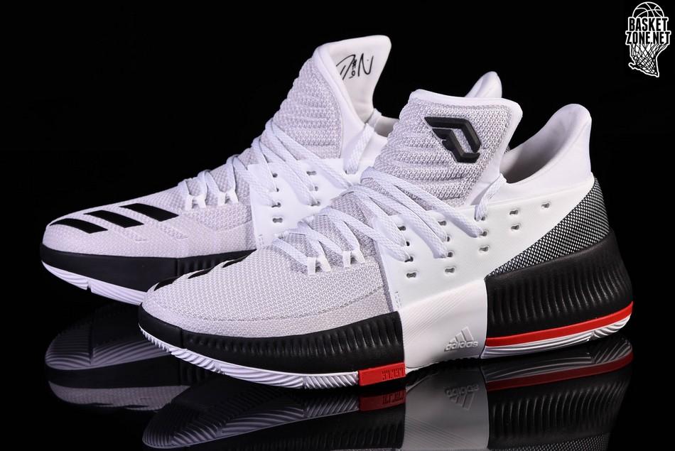 adcad400bc15 new style f40d1 f0997 zapatillas adidas d lillard 3 rip city ...