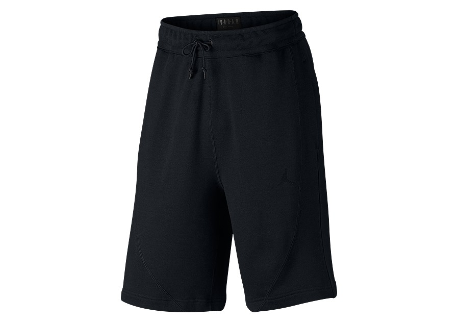 06f7ce113c2 NIKE AIR JORDAN SPORTSWEAR WINGS FLEECE SHORTS BLACK price €52.50 |  Basketzone.net