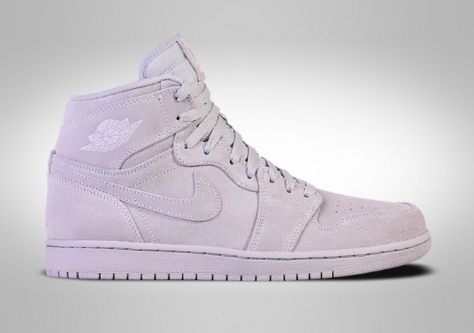 NIKE AIR JORDAN 1 RETRO HIGH WOLF GREY SUEDE