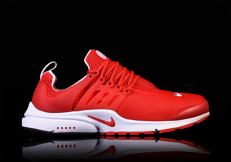 low priced 3e921 f2b88 NIKE AIR PRESTO ESSENTIAL UNIVERSITY RED voor €112,50  Baske