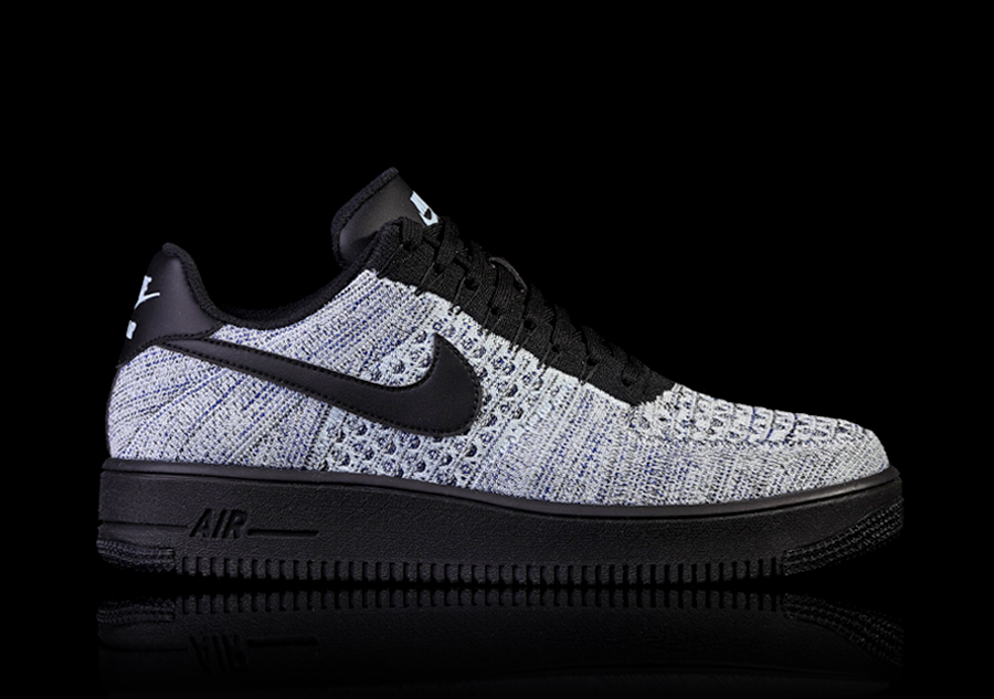 size 40 4b8a4 8f790 NIKE AIR FORCE 1 ULTRA FLYKNIT LOW GLACIER BLUE voor €105,00   Basketzone.net