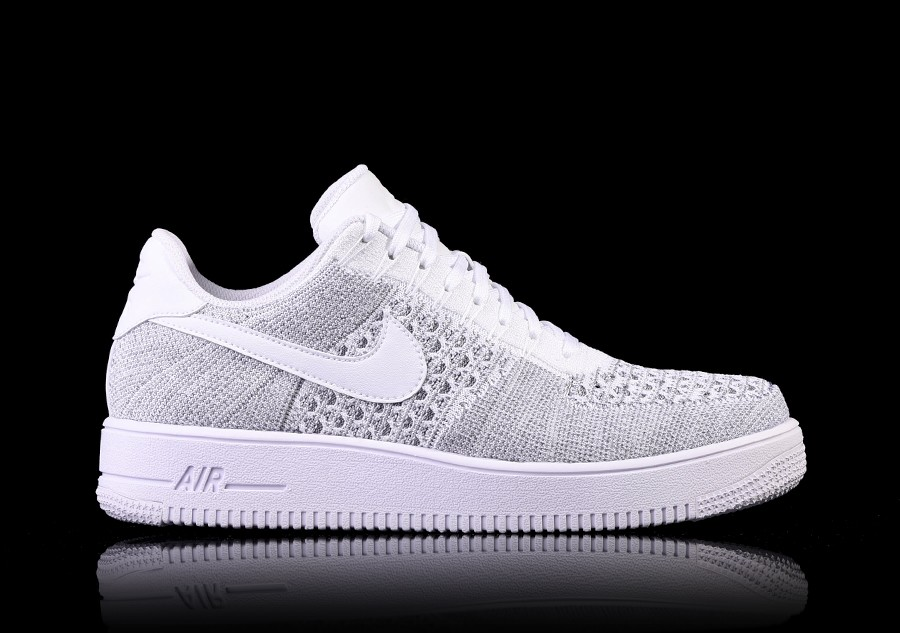 13583e4dd0aa NIKE AIR FORCE 1 ULTRA FLYKNIT LOW COOL GREY price €109.00 ...