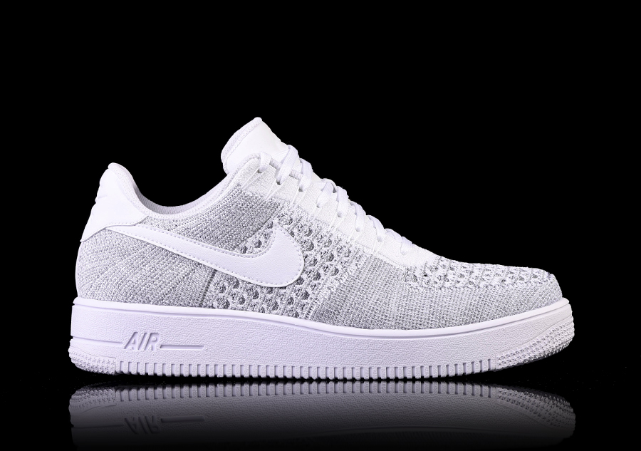 nike air force 1 flyknit low heren