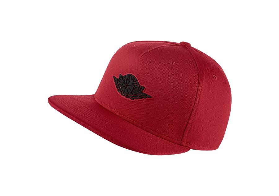006081fc7f9bad NIKE AIR JORDAN WINGS STRAPBACK GYM RED price 2527.50₹