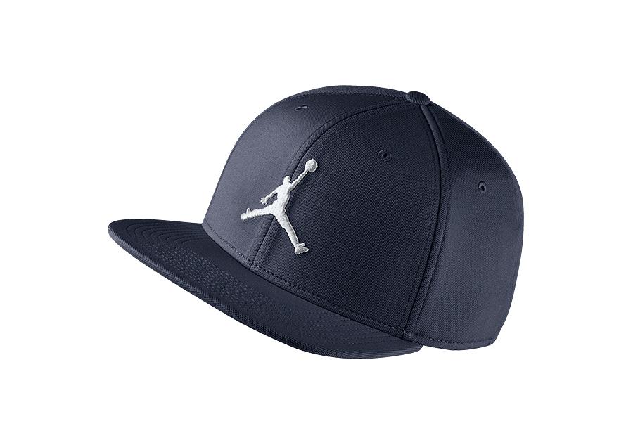 e37237ab6d2 ... reduced buy online 3ede6 eca5d nike air jordan jumpman snapback hat  obsidian voor 2500 a9717 5d732