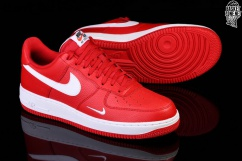 best service 82d4f 4ff47 NIKE AIR FORCE 1 UNIVERSITY RED per €97,50 | Basketzone.net