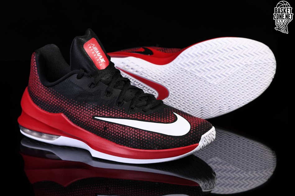 air max infuriate rouge