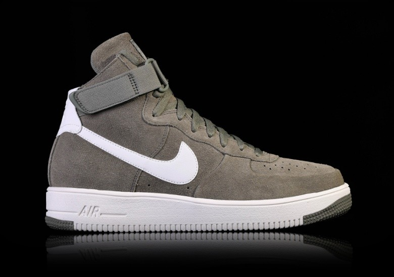 5b23d4b3d NIKE AIR FORCE 1 ULTRAFORCE HIGH DARK STUCCO pour €105,00 ...