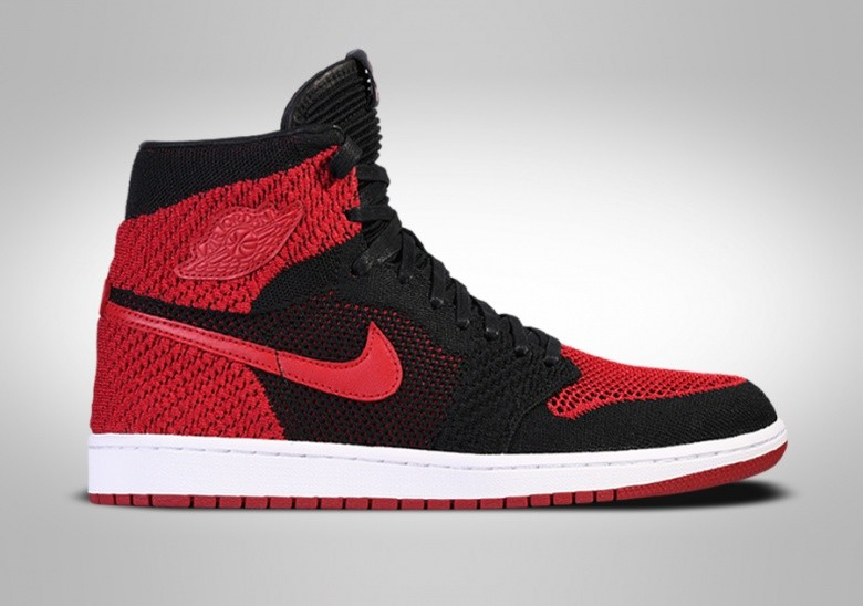 purchase cheap 44a09 66aa7 NIKE AIR JORDAN 1 RETRO HIGH FLYKNIT BANNED
