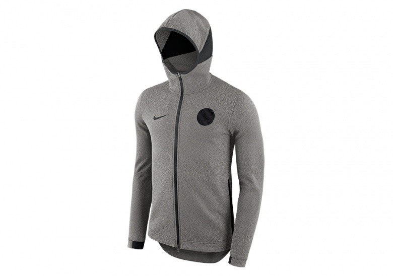 NIKE NBA GOLDEN STATE WARRIORS DRY SHOWTIME HOODIE DARK GREY por €72 ... 3ac6746b90f