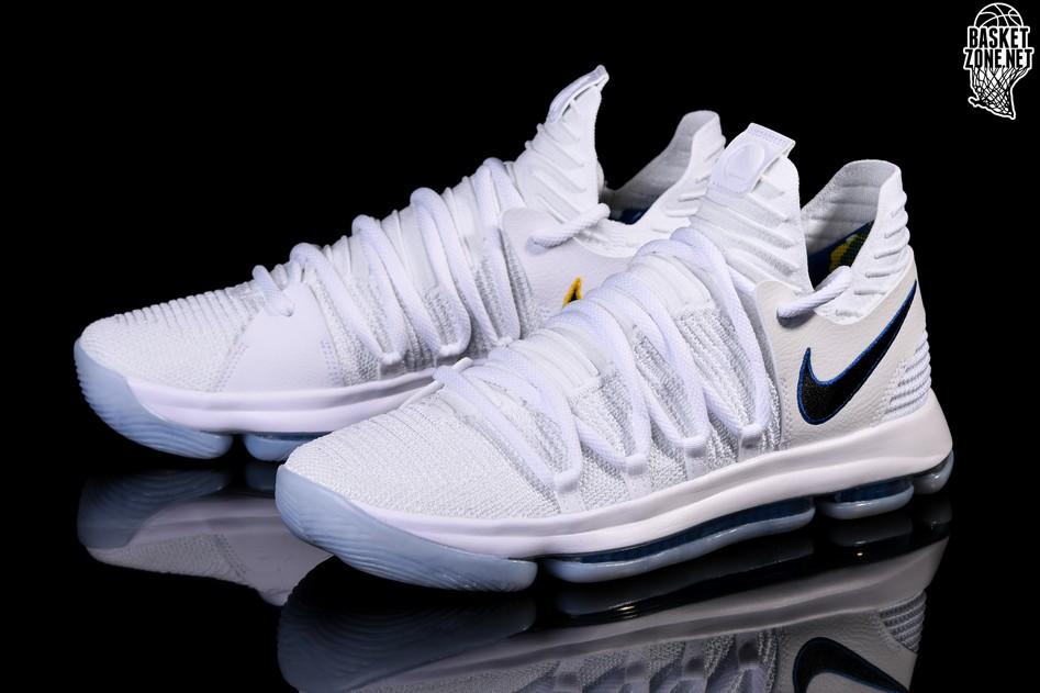 4202e8281c1bb ... mens basketball shoes sneakers 898916 300 15fdc 06b6a  denmark nike  zoom kd 10 white ec30d 67593