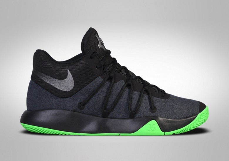 NIKE KD TREY 5 V BLACK RAGE GREEN