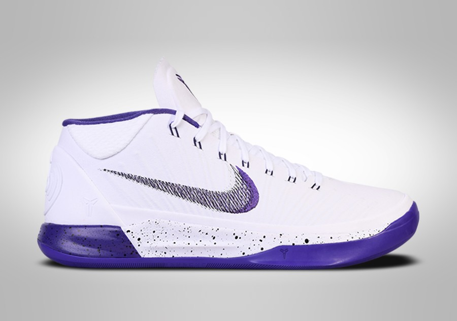 quality design 36fec 04b0a NIKE KOBE A.D. 12 MID GENESIS WHITE PURPLE voor €135,00 | Basketzone.net
