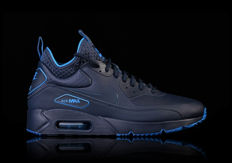 timeless design caad7 25d7f NIKE AIR MAX 90 ULTRA MID WINTER SE OBSIDIAN voor €135,00 ...