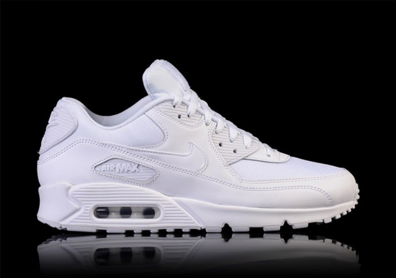 best website f0b82 a374f ... australia store nike air max 90 essential triple white d466d 781b2  815a6 0a877