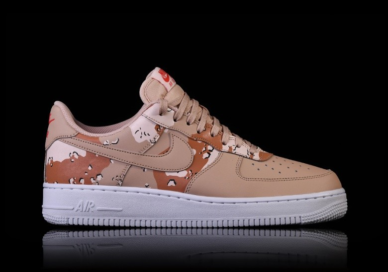 size 40 3d3c9 0b6ea NIKE AIR FORCE 1 07 LV8 SAHARA CAMO