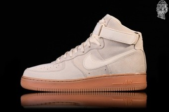 Nike Air Force 1 Hi '07 Lv8 Suede Donna Uomo Muslin