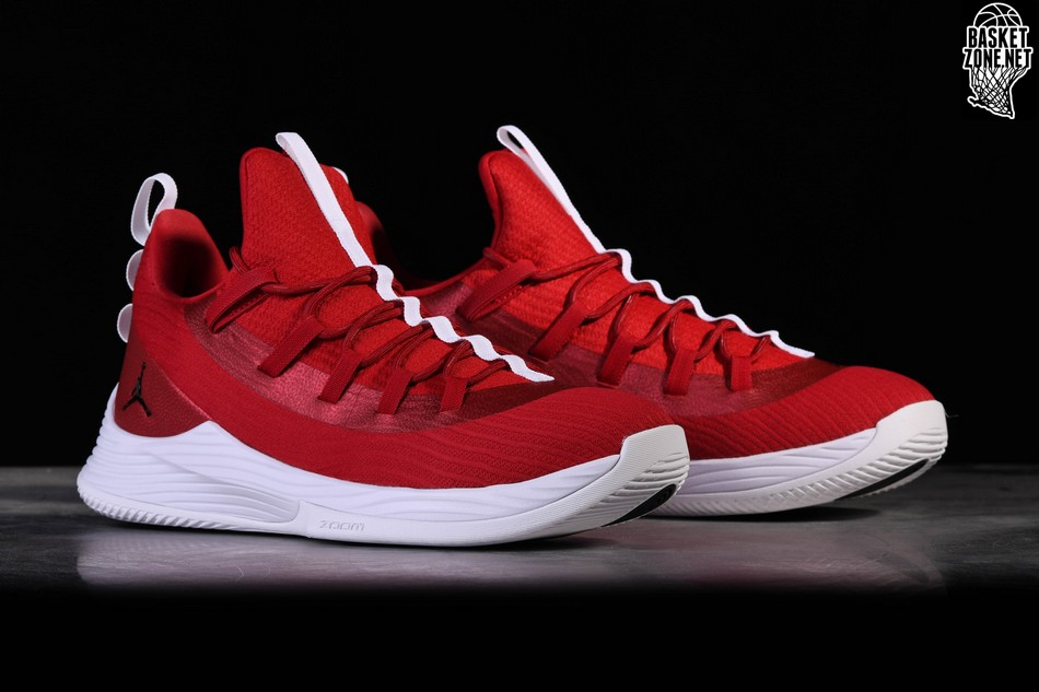 24fdf10e455f NIKE AIR JORDAN ULTRA.FLY 2 LOW GYM RED JIMMY BUTLER price €97.50 ...