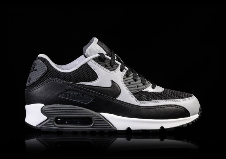 check out 0ebd8 fa67b NIKE AIR MAX 90 ESSENTIAL GREY-ANTHRACITE