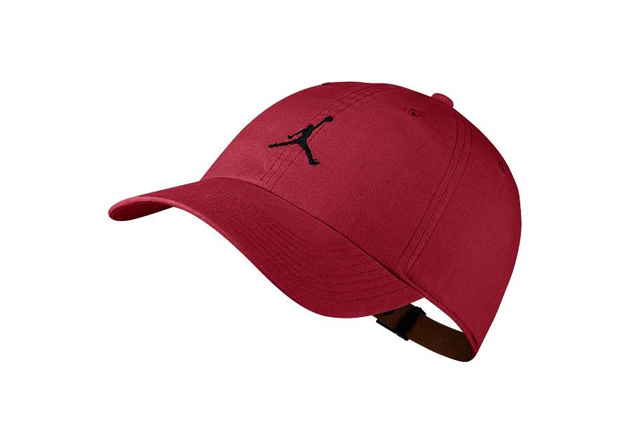 8e2139c9fe8ce NIKE AIR JORDAN HERITAGE H86 JUMPMAN WASHED HAT GYM RED price €27.50 ...