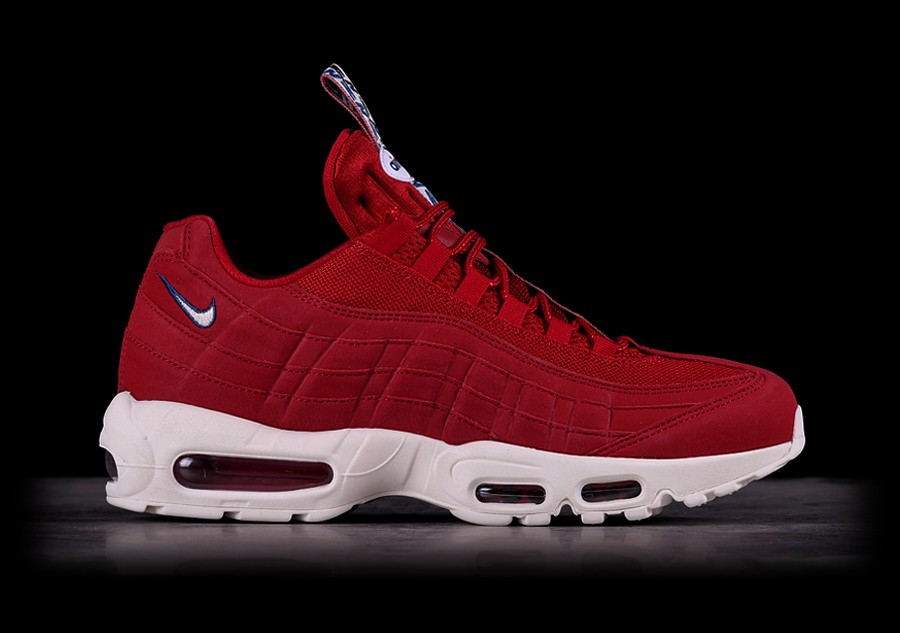 info for 14406 31594 NIKE AIR MAX 95 TT GYM RED price €137.50 | Basketzone.net