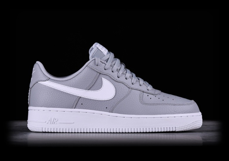 reputable site a141e e9490 NIKE AIR FORCE 1  07 WOLF GREY