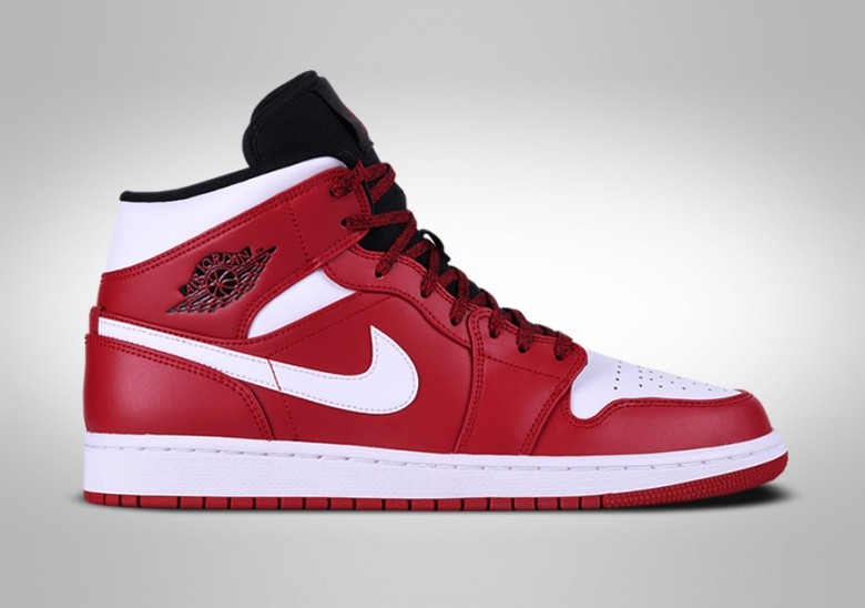new arrival fec5a adec6 NIKE AIR JORDAN 1 RETRO MID CHICAGO
