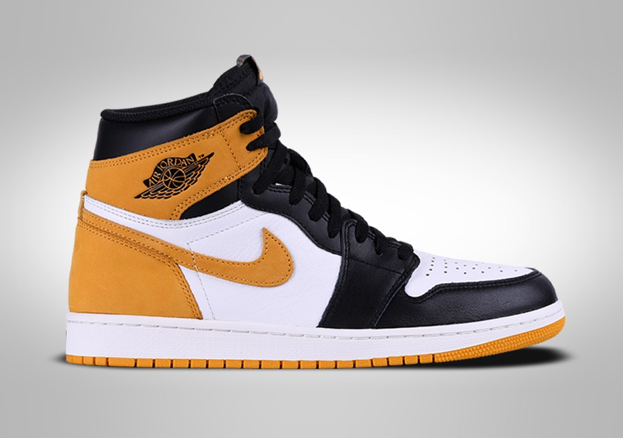 NIKE AIR JORDAN 1 RETRO HIGH OG YELLOW OCHRE price €335.00 ...