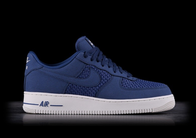 NIKE AIR FORCE 1 LO BLUE RECALL