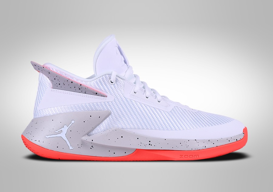 1a435e73667c3d NIKE AIR JORDAN FLY LOCKDOWN WHITE INFRARED 23 price €92.50 ...