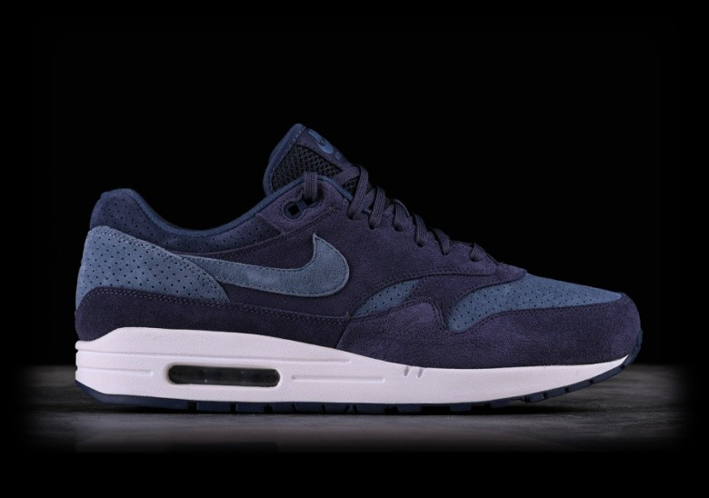 NIKE AIR MAX 1 PREMIUM NEUTRAL INDIGO