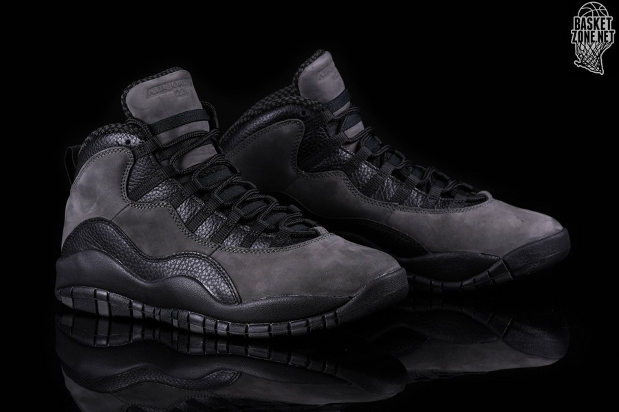 nike air jordan 10 retro dark shadow
