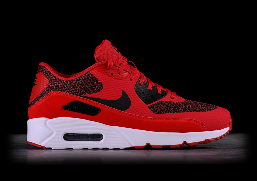 NIKE AIR MAX 90 ULTRA 2.0 ESSENTIAL UNIVERSITY RED voor €119 ...