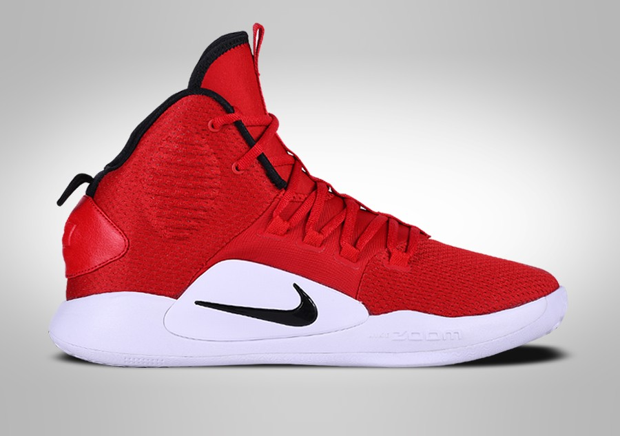 fee7187a58bb NIKE HYPERDUNK X TB ROCKETS RED price €122.50