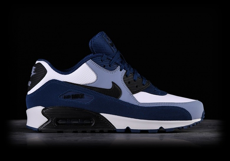 8527013bbb3 NIKE AIR MAX 90 LEATHER BLUE VOID voor €117,50 | Basketzone.net