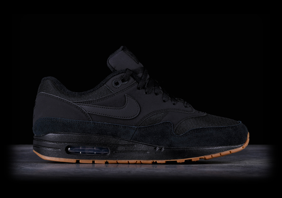 NIKE AIR MAX 1 BLACK GUM voor €107,50 | Basketzone.net