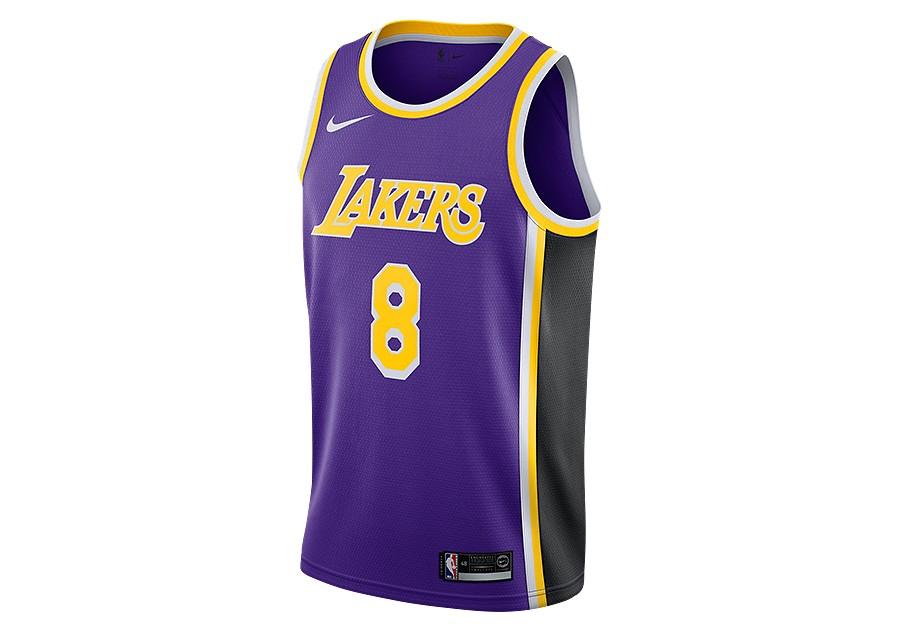 76189e2c4c2b NIKE NBA LOS ANGELES LAKERS KOBE BRYANT SWINGMAN JERSEY FIELD PURPLE price  €95.00 | Basketzone.net