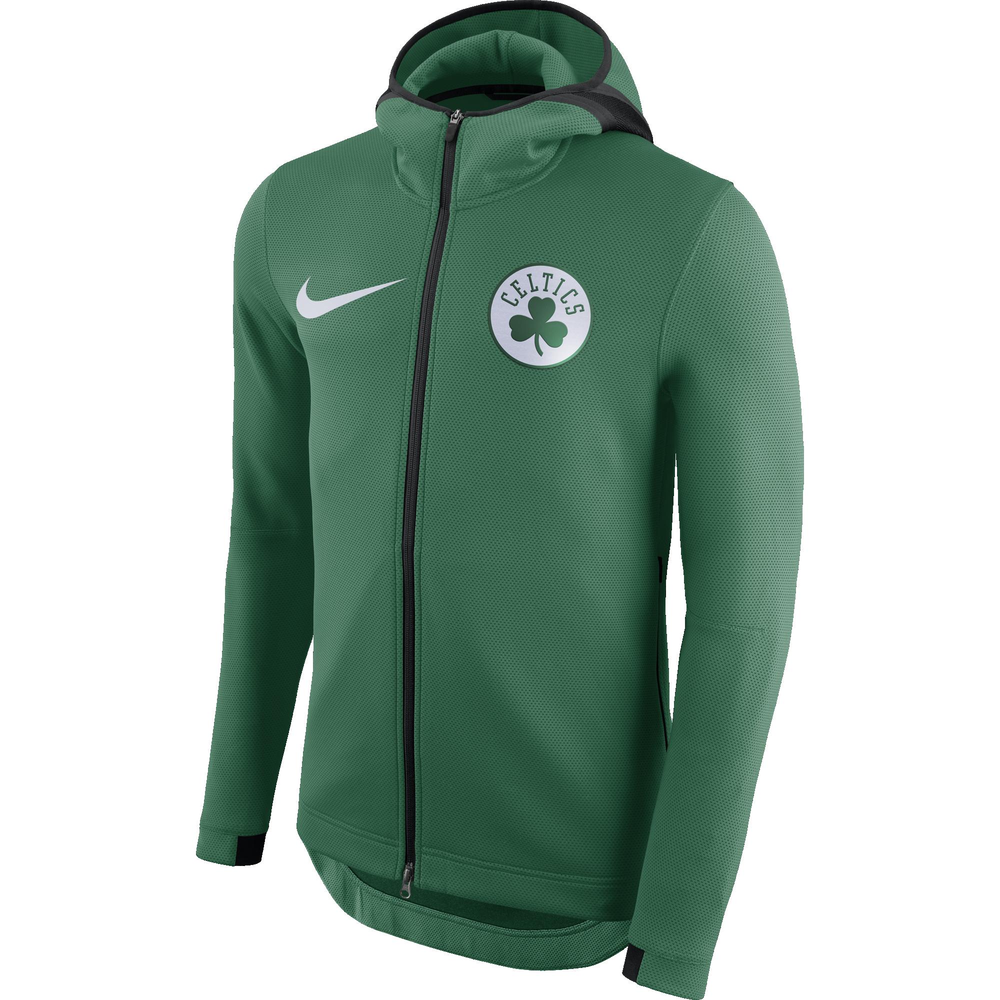 Nike NBA Boston Celtics Showtime Hoodie | Hoodies | Hoodies