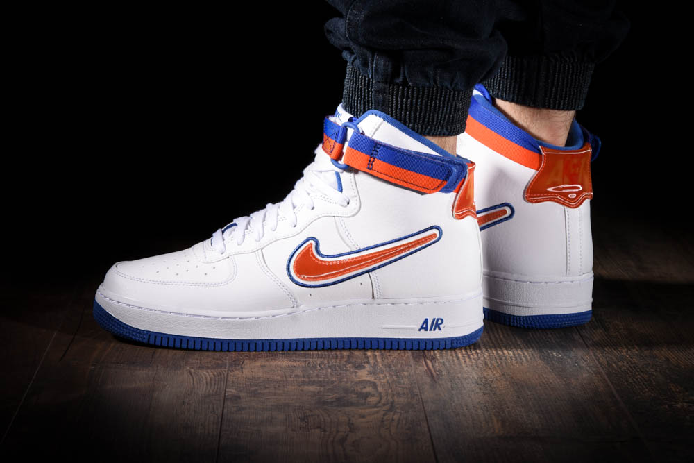 competitive price 77a34 3ad5e NIKE AIR FORCE 1 HIGH  07 LV8 SPORT NBA. Previous Next