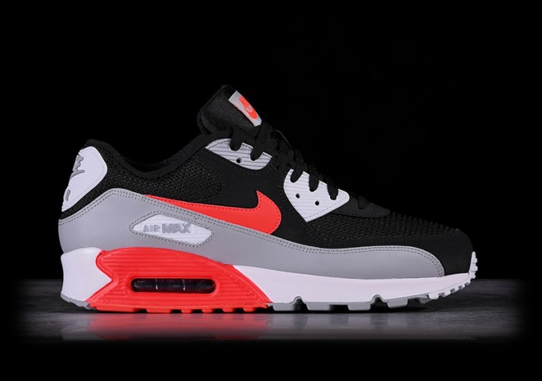 new style 7ccac f34d2 NIKE AIR MAX 90 ESSENTIAL INFRARED